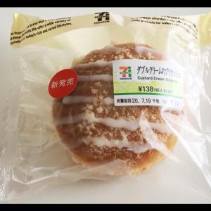 セブンイレブン☆「ダブルクリームのブリオッシュ」♪
