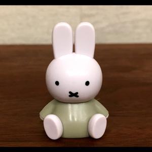 Seria☆「おすわりミッフィー&ミニチュアデザインチェア」♪