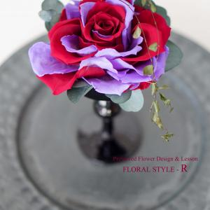 プリザーブドフラワーの開花方法はいくつもあります。