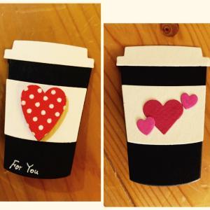 バレンタインコーヒー(販売します)