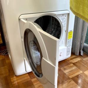 我が家に乾燥機がやって来た!