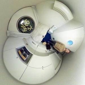 中銀カプセルタワーでの生活が終わってカプセルロス