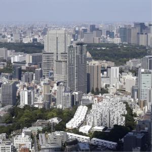 東京の街ってつながってるんだな