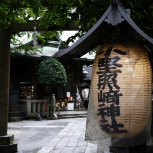 小野照崎神社と下谷坂本富士