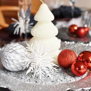 今月はこんなクリスマスのテーブルをご紹介してます。