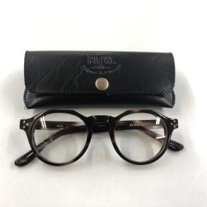 【商品紹介】NEWMAN メガネ 『BECK』 ケース付き
