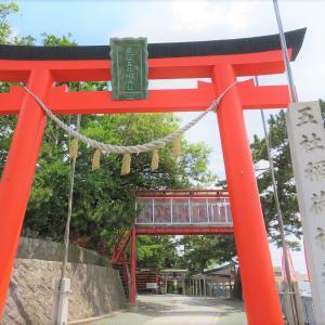 五社稲荷神社へ行ってきました