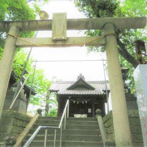 瀬崎浅間神社へ寄ってきました