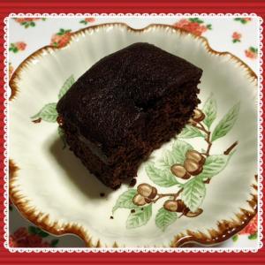チョコレートケーキ^^ @業務用スーパー!