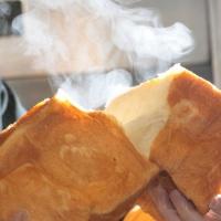 焼き立てのパンが懐かしい。