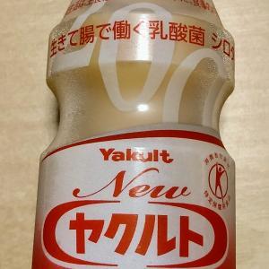 乳酸菌飲料の効用か?