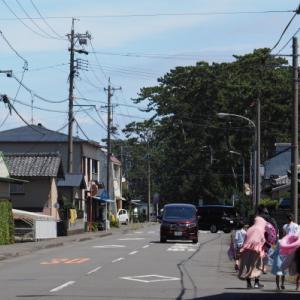 夏の暑い盛りのご近所散歩 3