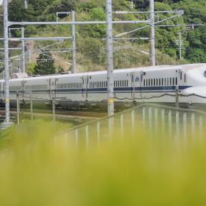 20210410 八十八夜前に新幹線 1