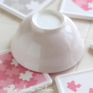【スキルアップレッスン】お茶碗の全面貼り