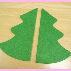 クリスマスツリーの置物 第2回