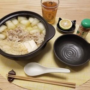 家ごはん:冬瓜鍋