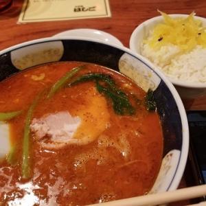 外ごはん:担々麺@はしご(銀座)