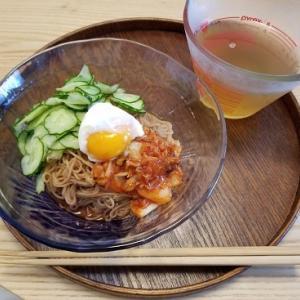 家ごはん:ビビン冷麺 コサム冷麺専門店風