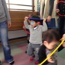 ネイティブ講師と楽しむ!英語リトミック 2~3歳児クラス