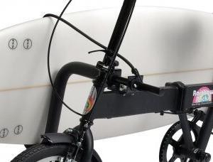 レインボー_サーフキャリア付折畳み自転車 FD-1が入荷しました。
