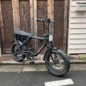 Rocka Flame e-Bikes Makamiの11月入荷分は残り1台となりました。