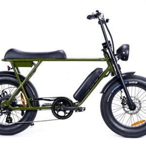 ついに!ファットバイクBRONX e-Bikesが発売されます!!