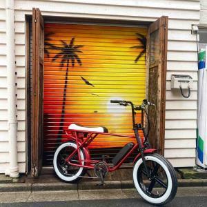 ファットバイク BRONX Buggy 20 e-Bikeカスタム!!