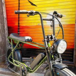 出ました!!貴重な1台ファットバイク ″BRONX″ BUGGY 20 e-Bikes