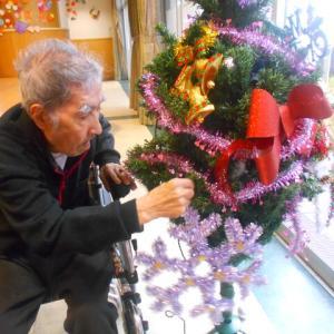 クリスマスの飾り付け  ~さわやか さかのいち館~
