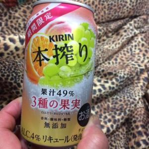 KIRINNの缶チューハイ