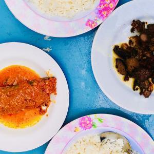 イスラム教徒が集う「ハルーンモスク」近辺で、タイのムスリムフードを食べてみた!