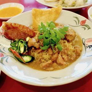 「タントシー」のとろとろ麺『バミーナーガイ』は、80年の伝統を受け継ぐ本物の味!