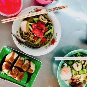 プーケット ババ・キュイジーヌを巡る旅(2) 名物の福建麺『ミーホッケン』はやはり美味!