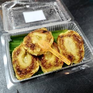 プーケット食巡り⑤ 遭遇!激レア菓子『カノムアーコ』と郷土料理『オーウターウ』