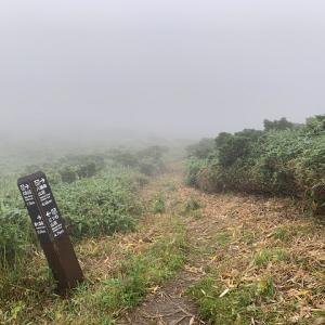 岩手・秋田県境コース周回2日目