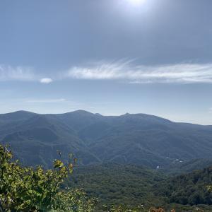 三ツ石山紅葉確認登山