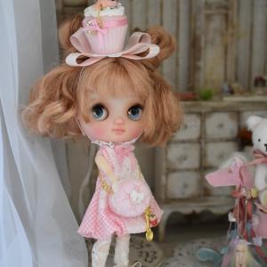 カスタムミディブライス「Pink sweets」