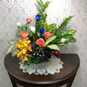 アヤ先生のお花のお稽古