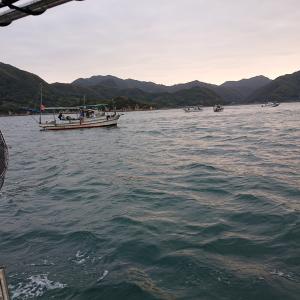 13日の釣り