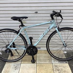 新車 エアーオンⅡ クロスバイクの入門モデル