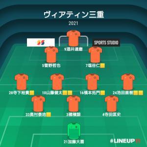 JFL 第18節 FCマルヤス岡崎 vs ヴィアティン三重 (M247)