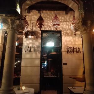 Caffe ROMA @ potts point