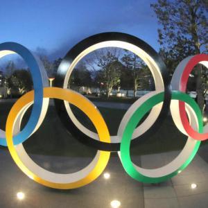 ロックダウンと東京オリンピック開会式