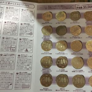 仮想通貨の総資産が20日間で+2万7千円、500円玉貯金は20日間で+1万円