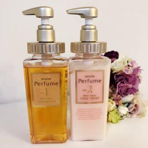 【補修オーガニック美容♡mixim Perfumeモイストリペアシャンプー&ヘアトリートメント】