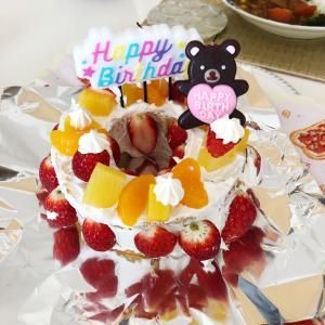 【誕生日 & 15年記念日♪】