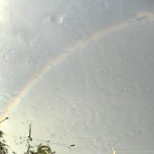 ☆横浜の空に大きな虹〜