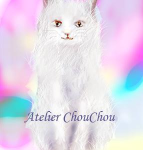 ☆霊性高い猫ちゃんを描く~