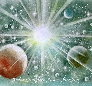 ☆宇宙の光~ご先祖様供養は大切ですね