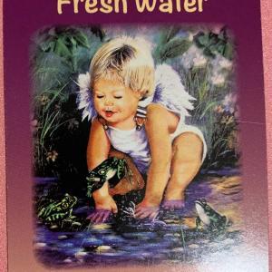 2020/01/06 メッセージ 新鮮な水を飲む